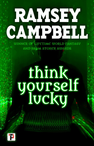 Think Yourself Lucky Cover
